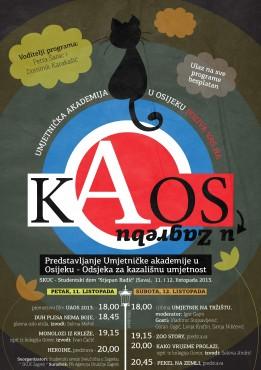 KaOS Zagreb vizual091013