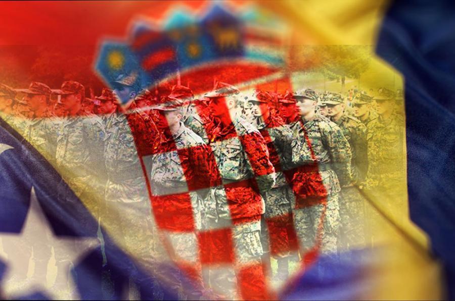 Hrvatska politika prema BiH