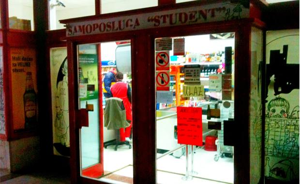 studenttrgovina