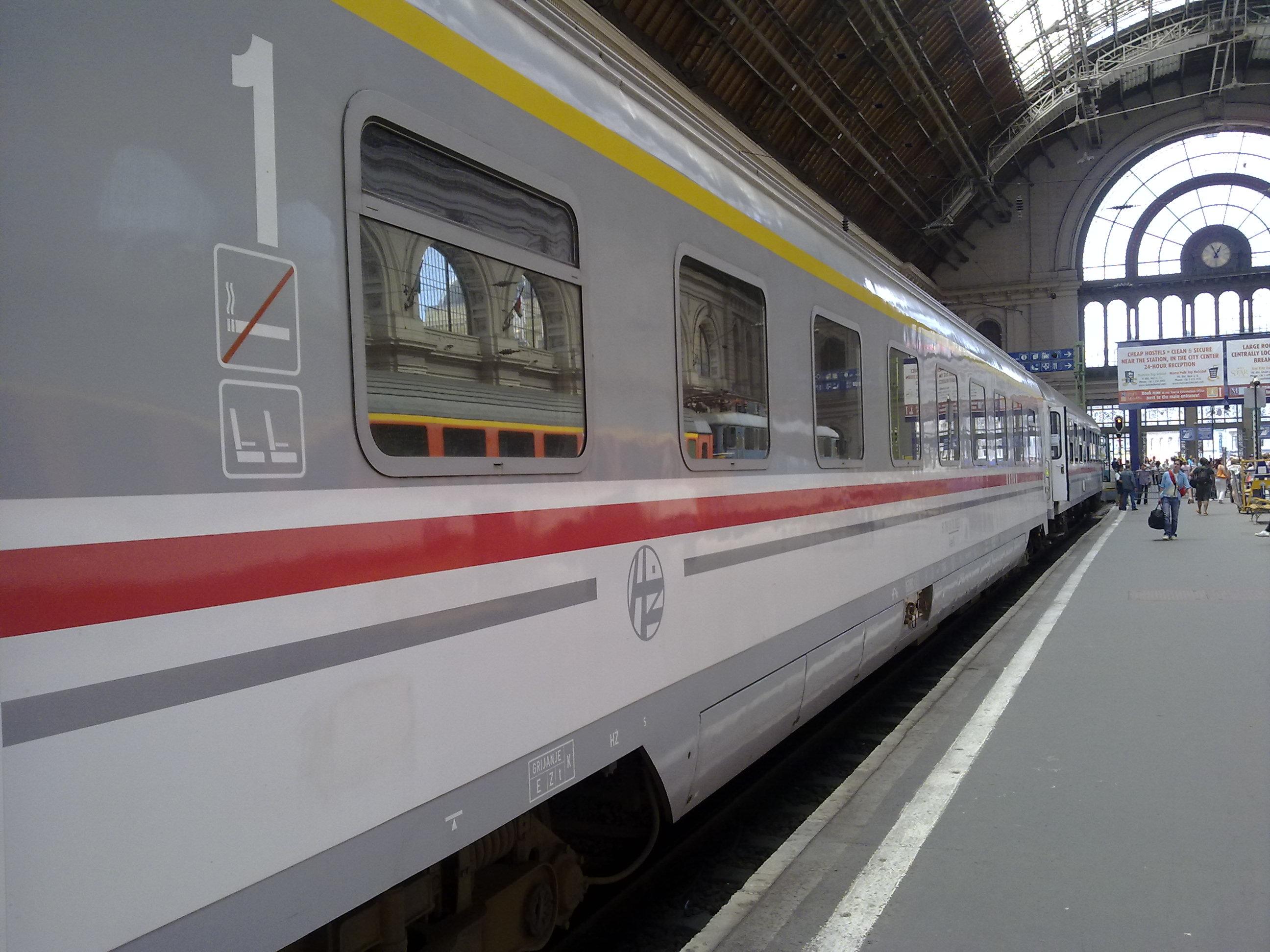 Carrozza_Hrvatske_željeznice