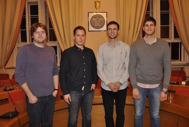 Stari i novi saziv zbora-Vedran Dodig, Mario Mašić, Petar Labrović i Mate Damić