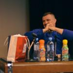 Mirko Filipović u Studentskom domu Stjepan Radić