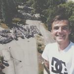 Mate Stipić selfie